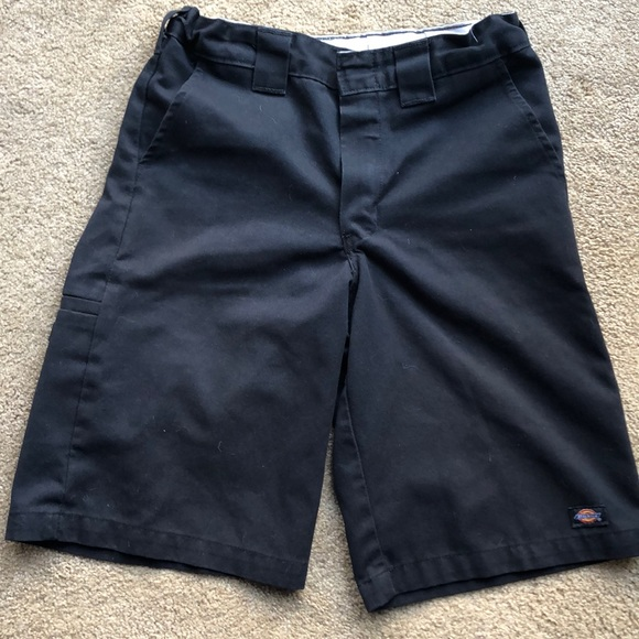 Dickies Other - 2 pairs - Black and navy blue boys Dickies shorts